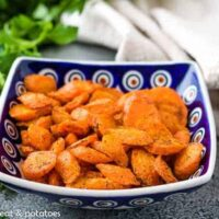Oven Roasted Carrots Recipe