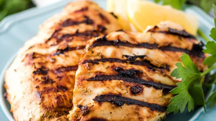 Greek yogurt marinade for chicken featured image recipes
