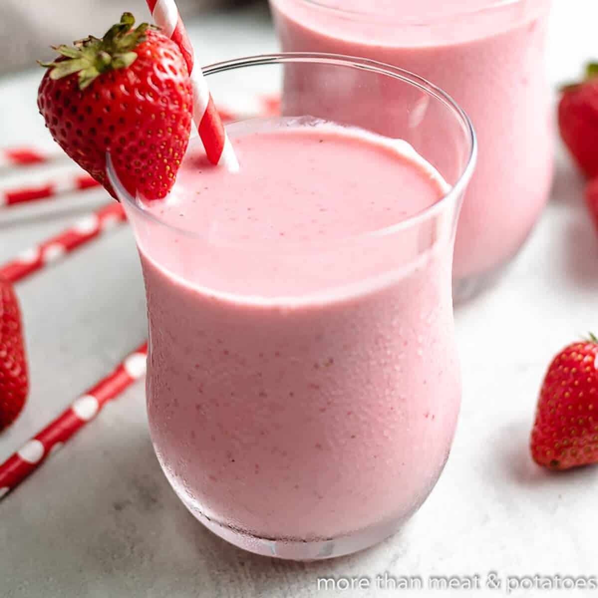 Strawberry Yogurt Smoothie Featured Image Sweet Potato and Sausage Hash