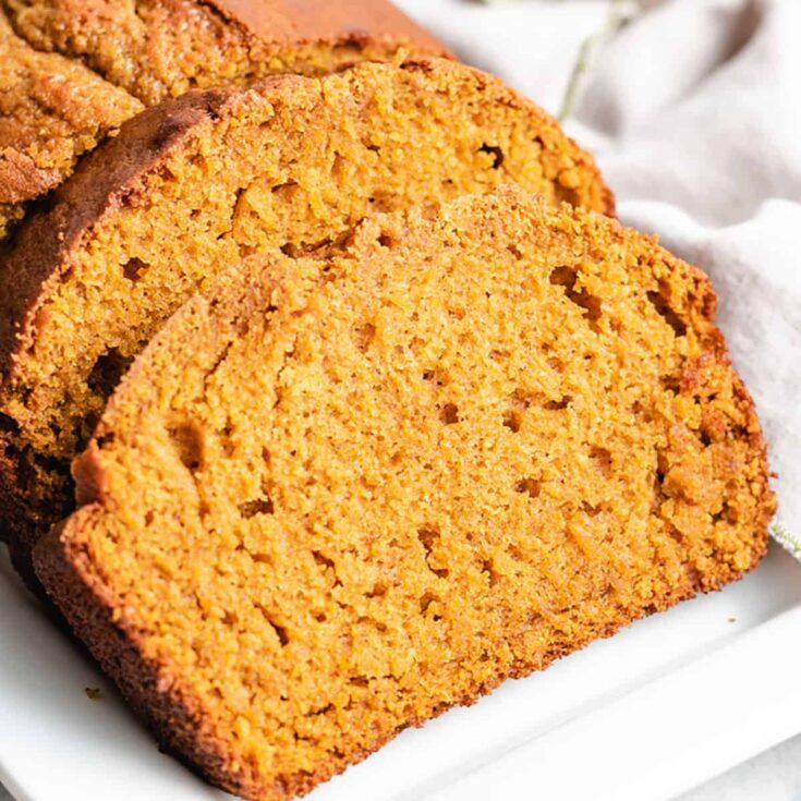 Sourdough Pumpkin Bread Featured Image Sourdough Pumpkin Bread