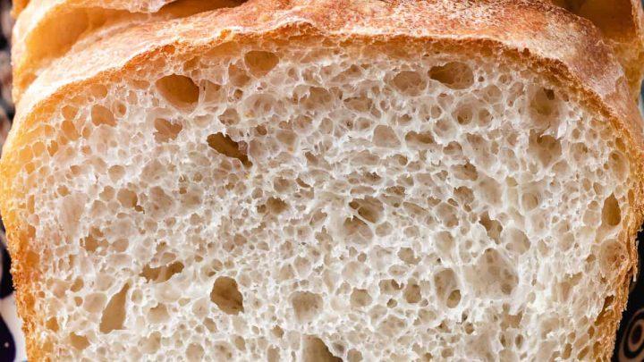 Sourdough sandwich bread featured image recipes