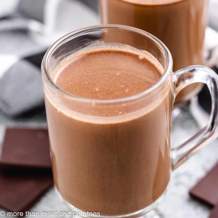 Dark chocolate coffee featured image dark chocolate coffee