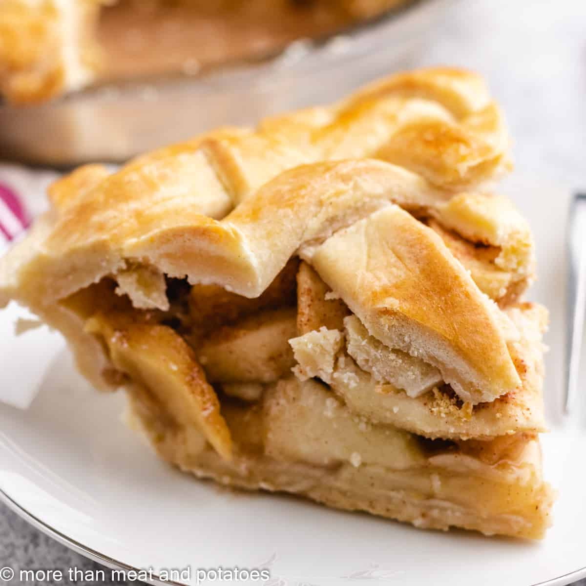 Southern Apple Pie Recipe