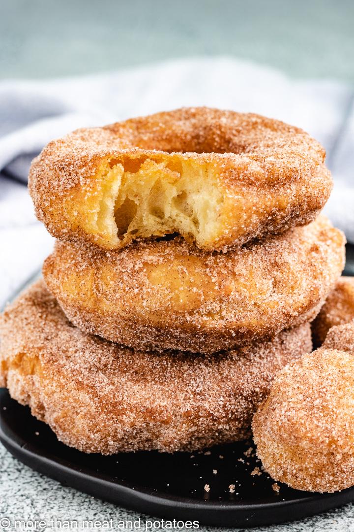 Sourdough Doughnuts 16 Easy Sourdough Doughnuts