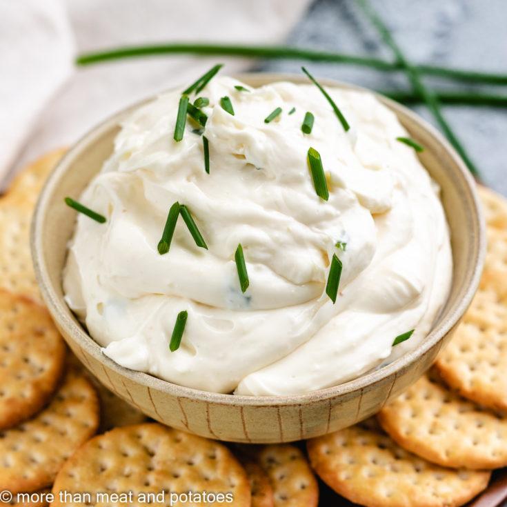 Garlic dip featured image easy garlic dip