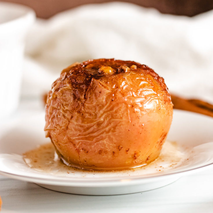Baked apples featured image baked apples