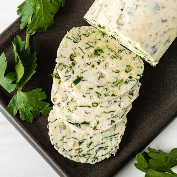 Herb butter featured image herb butter