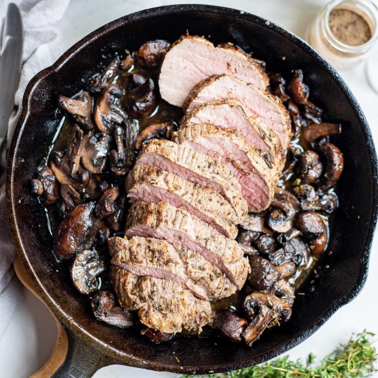 Beef tenderloin featured image beef tenderloin