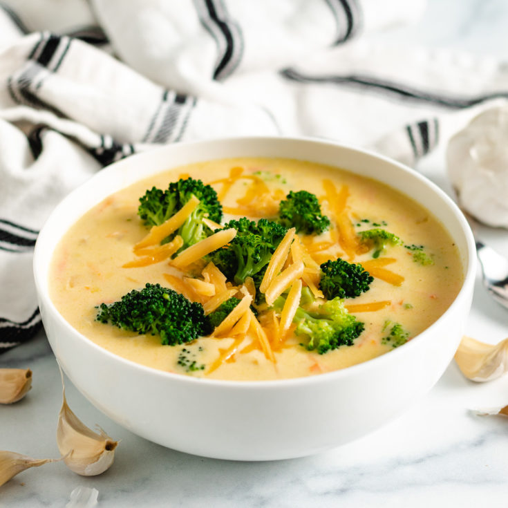 Broccoli cheddar soup featured image broccoli cheddar soup